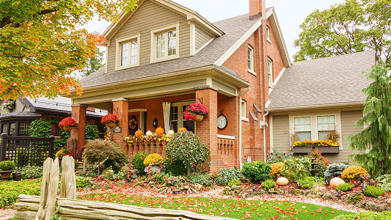 Preparing your home for fall checklist